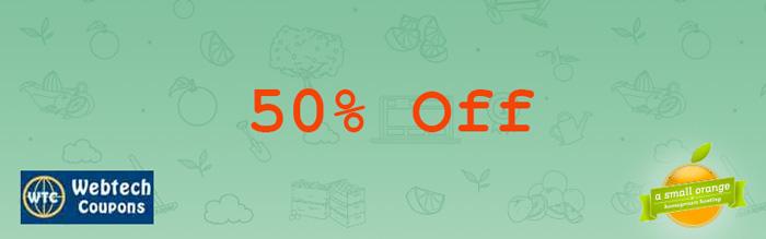 ASmallOrange 50% Off