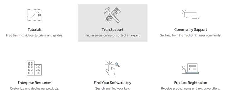 TechSmith Support