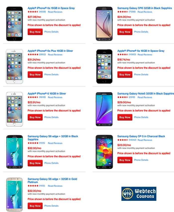 Verizon Wireless Mobile Promo Codes