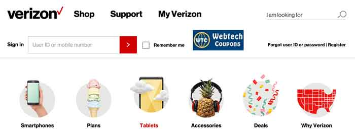 Latest Working Verizon Wireless Coupons