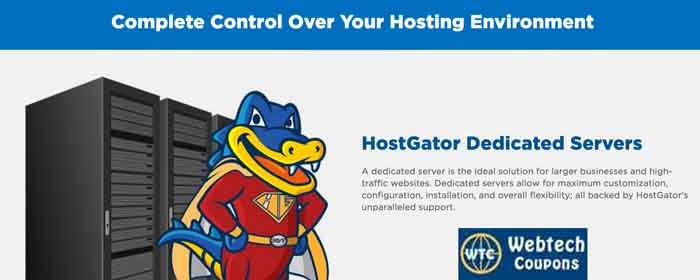 HostgatorDedicated Serve rCoupon Codes