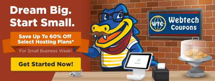 Hostgator Web Hosting Coupons