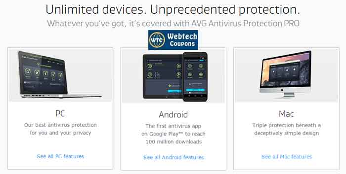 AVG Protection Pro Deal