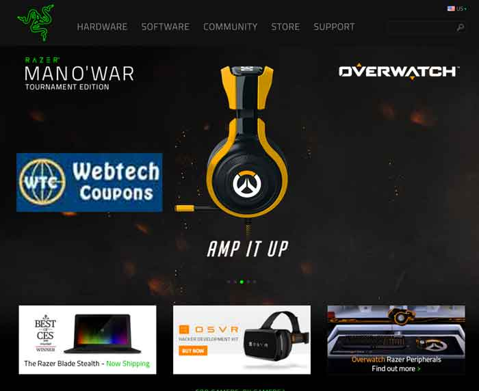 Razer Coupon