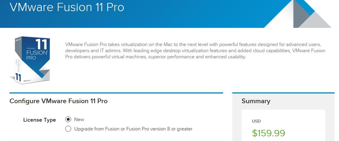VMware Fusion Coupon Code, Fusion 11, Pro & 10 Upgrade Discount