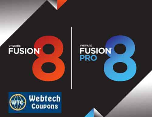 VMware Fusion Coupons