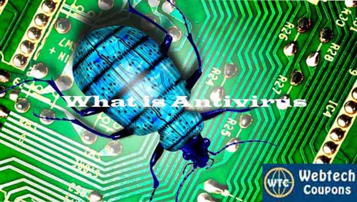 what is a antivirus ?