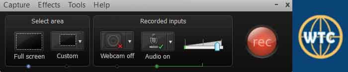 TechSmith Camtasia Video Recoding Tool