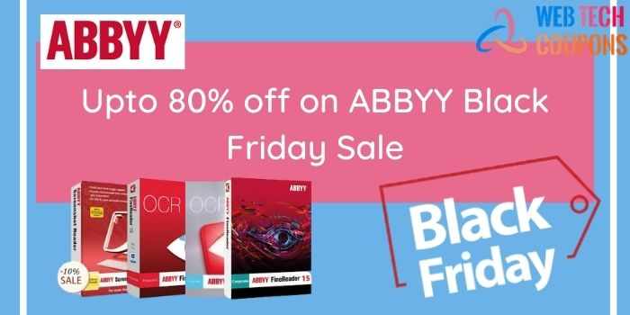ABBYY Black Friday Sale