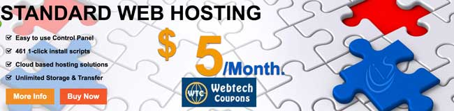 InterServer Web Hosting package gives you powerful hosting environment.
