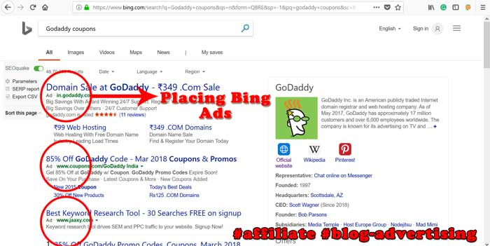 Why we need Bing ads advertising