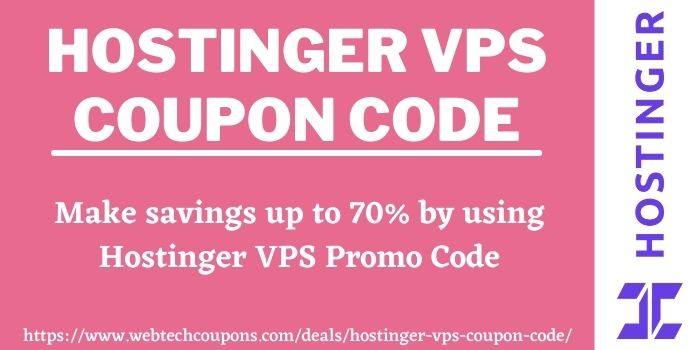 Hostinger VPS Discount Deal