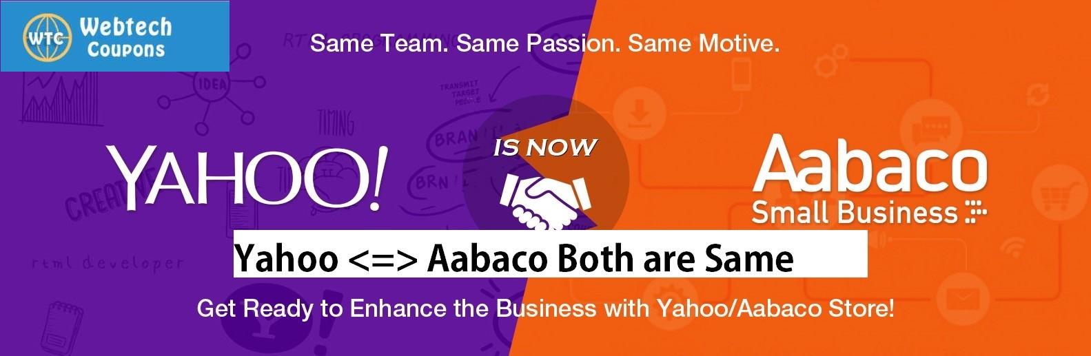 Yahoo VS Aabaco