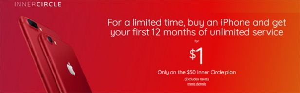 $1 iphone mobile virgin plan Coupon code