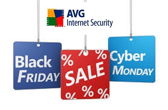 AVG Antivirus Black Friday & Cyber Monday Sale