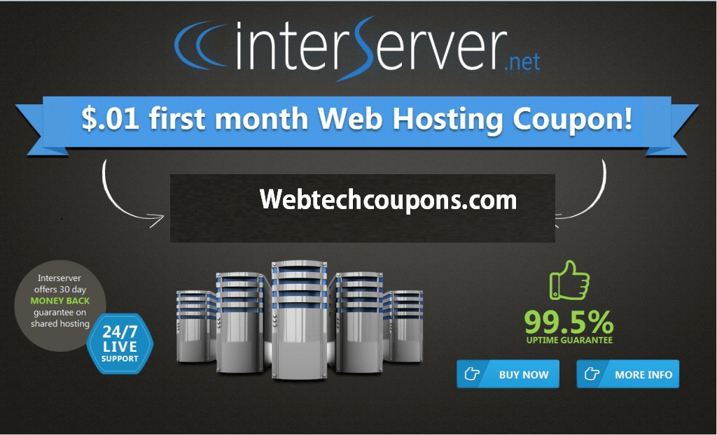 Interserver VPS Coupon