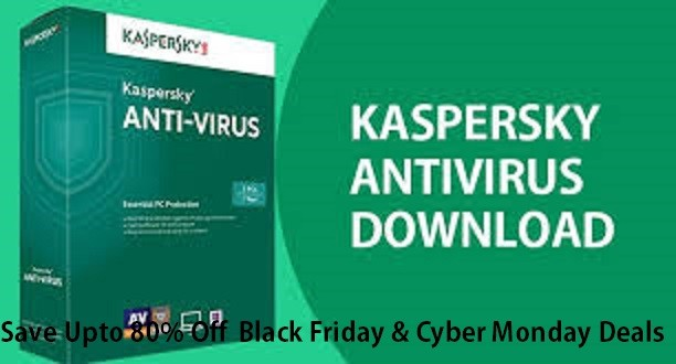 Kaspersky Black Friday Discount and Cyber Monday Sale