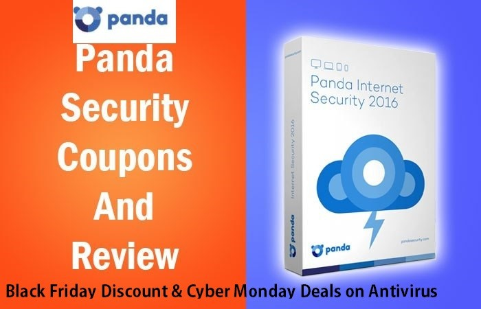Panda antivirus Black Friday
