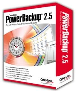 CyberLink powerbackup review