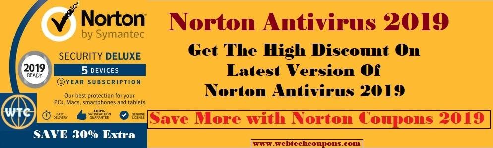 Norton Antivirus 2019