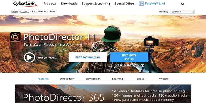 PhotoDirector 11 Ultra Coupon Code