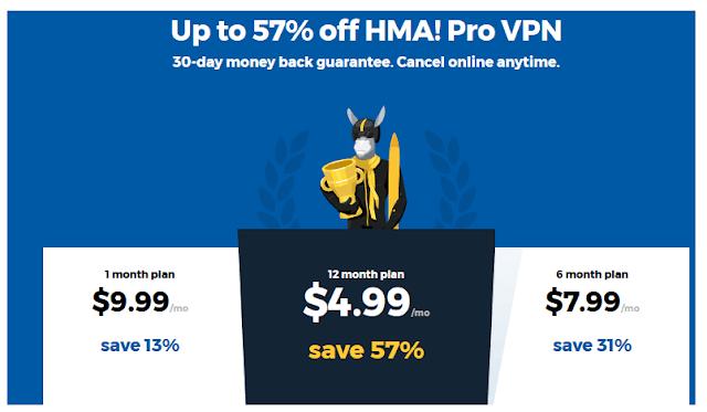 HMA Pro VPN Coupon Code