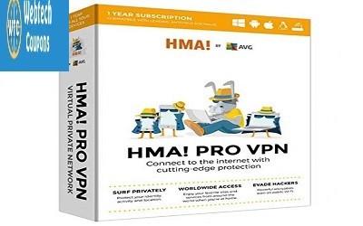 HMA Pro VPN Promo code