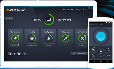 avg pc tuneup unlimited review