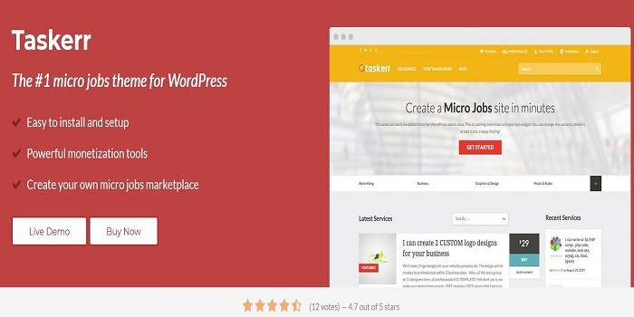 Appthemes Taskerr WordPress Theme Coupon