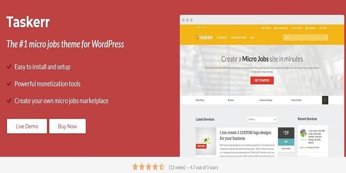 Appthemes Taskerr WordPress Theme Coupon