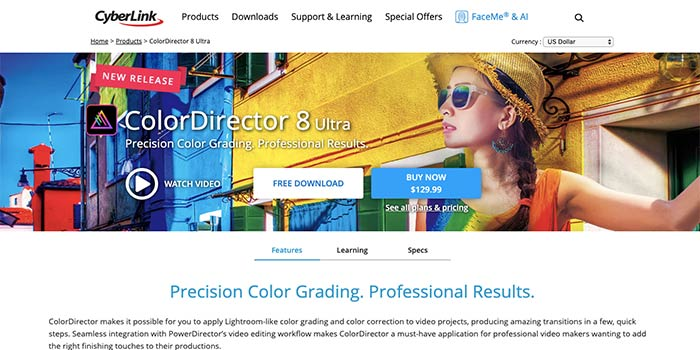 Cyberlink Colordirector 8 Ultra Coupon