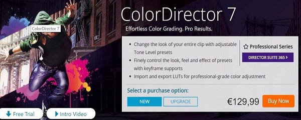 CyberLink ColorDirector Coupon