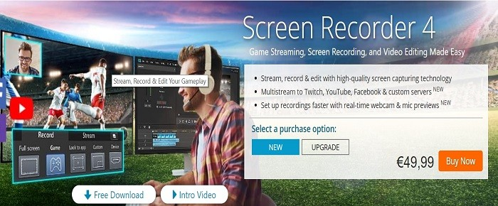 CyberLink Screen Recorder Coupon