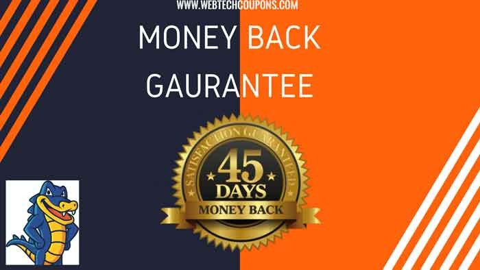 HOSTGATOR WEB HSOTING MONEY BACK GAURANTEE OFFER