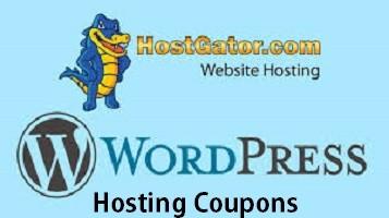 Hostgator WordPress Hosting Coupon