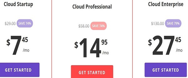 Hostinger Cloud Hosting Discount