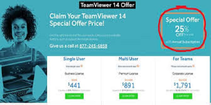 25 off teamviewer Coupon