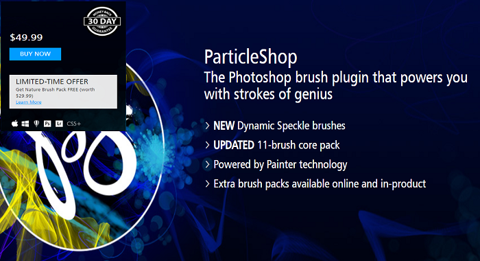 Particleshop coupon code