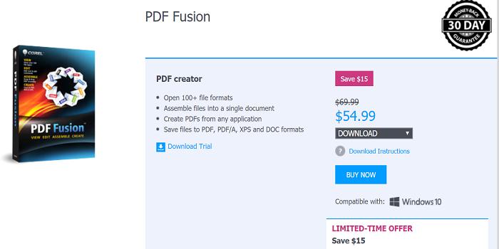Corel Pdf Fusion Coupon Code