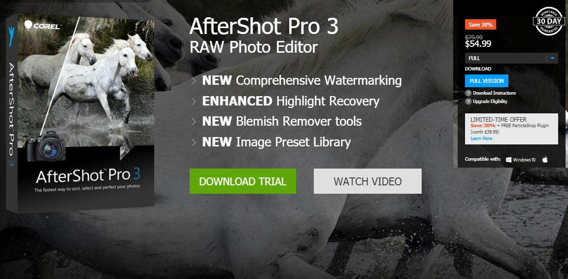 Corel Aftershot Pro 3 Coupon Code
