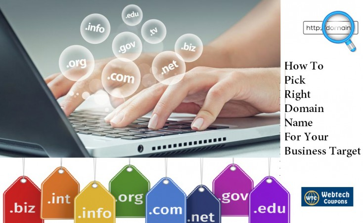 how to pick Domain name