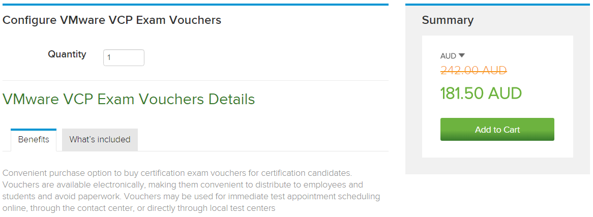 vmware exam discount voucher