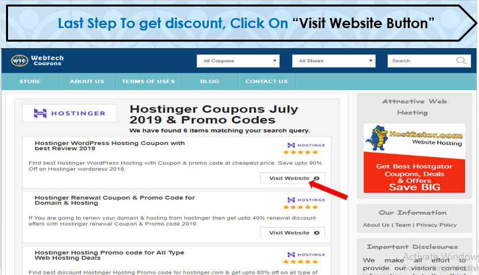 90% Off Hostinger Coupons : 2020 Promo Codes, Discount Code