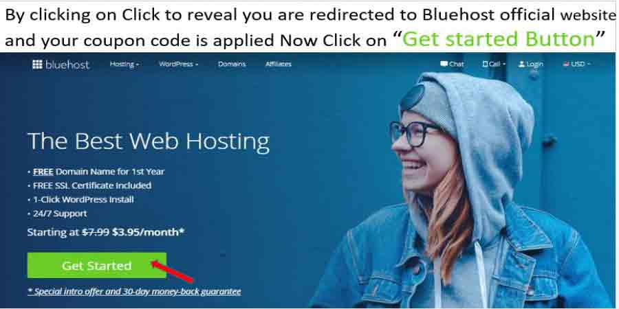 Coupons For Bluehost