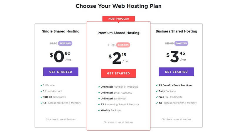 Hostinger Promo Code for Hosting Plans
