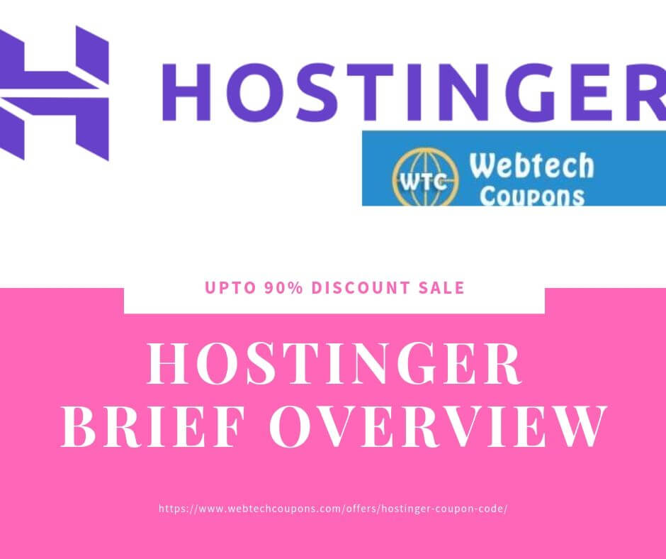 Hostinger Promo Codes
