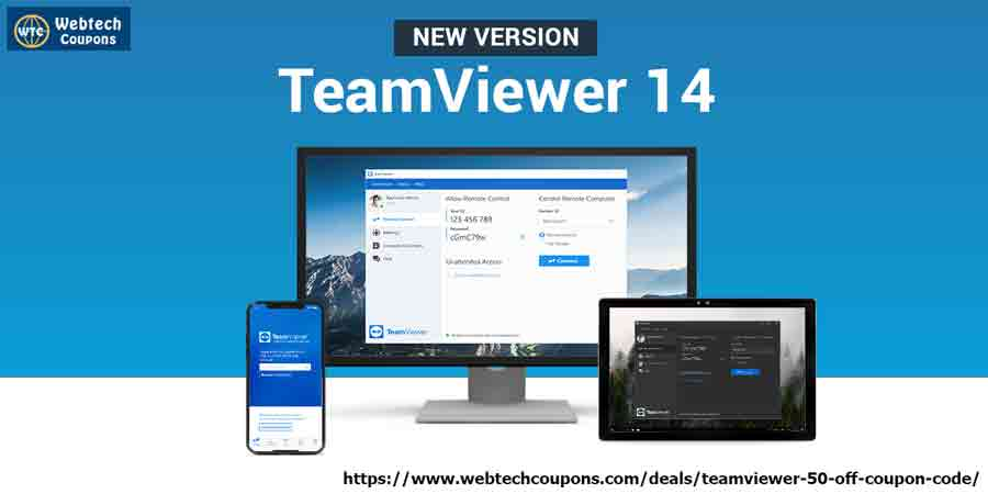 TeamViewer 50 off