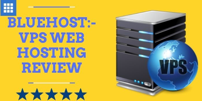 Bluehost VPS Hosting