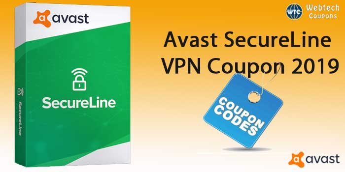 Avast SecureLine VPN Discount Code