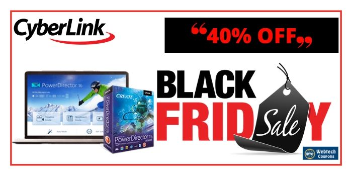 Cyberlink Black Friday Deals